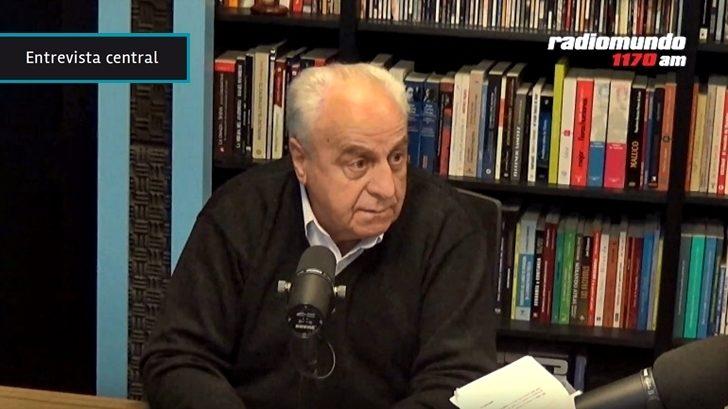 Víctor Rossi: El Ferrocarril Central «es una muy buena oportunidad para que el Uruguay empiece a transformar de verdad su modo ferroviario»