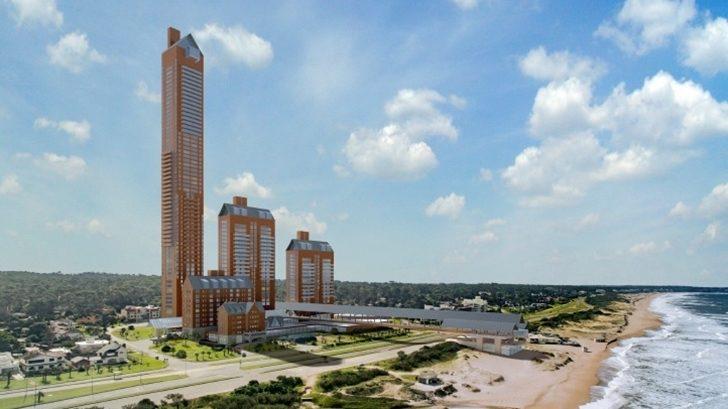 Un cambio en el mercado inmobiliario y una ruptura con el «karma increíble» de Punta del Este: El proyecto de Rafael Viñoly y el Grupo Cipriani para el hotel San Rafael