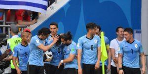 Uruguay en Rusia: Apoyo y expectativa por la Celeste