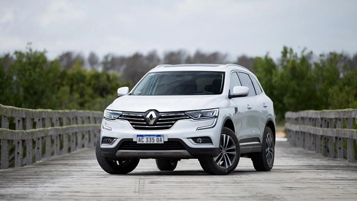 Diseño y tecnología se conjugan en Koleos, la nueva SUV de Renault