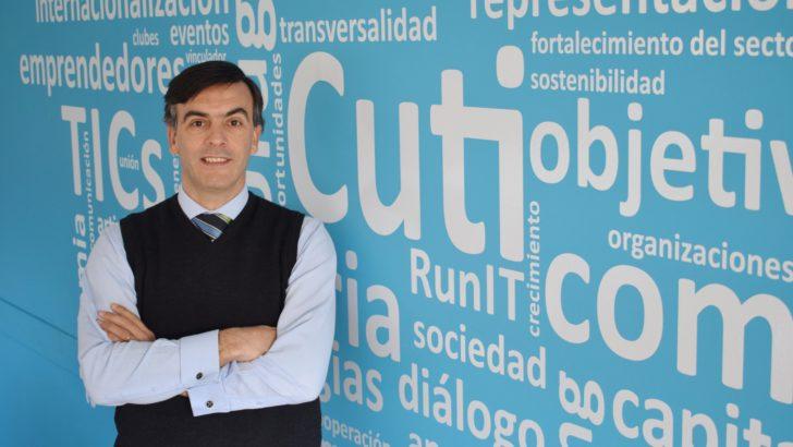 Leonardo Loureiro continúa siendo presidente de Cuti