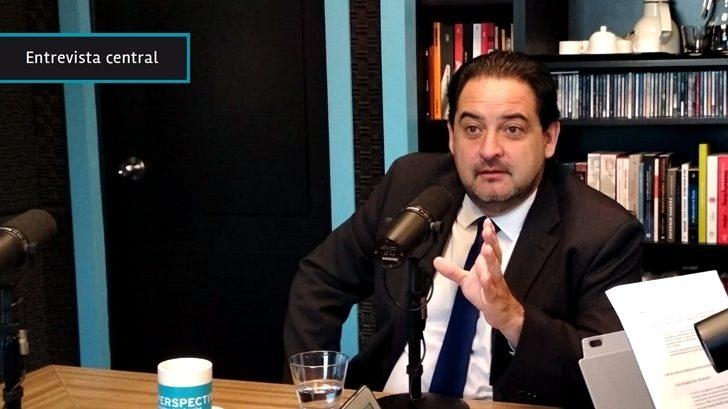 Andrés Rebolledo, negociador chileno del TLC: «Es importante no quedarse atrás» y pactar acuerdos comerciales «cuando el de al lado está negociando»