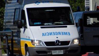 "Ambulancias entrarán en ""zonas de riesgo"" solo con apoyo policial"
