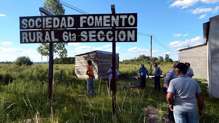 <em>Conexión Interior</em> con La Pedrera, Tacuarembó, para la historia de Jacqueline Deragón