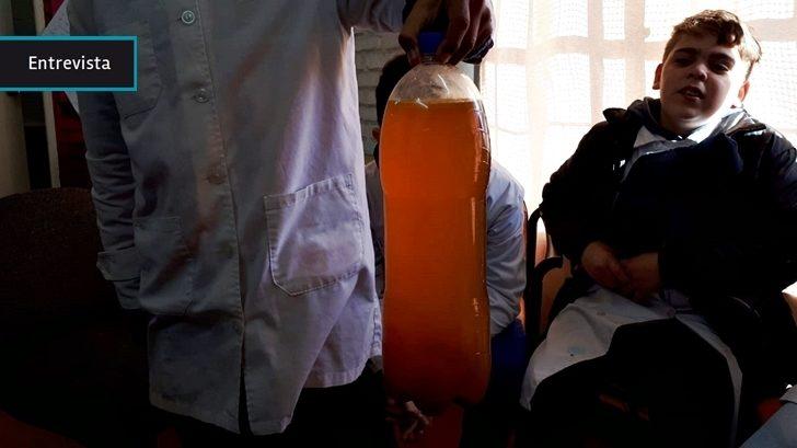 Niños de Casavalle desarrollan y venden microorganismos eficientes nativos, que podrían utilizarse para tratar aguas residuales y más