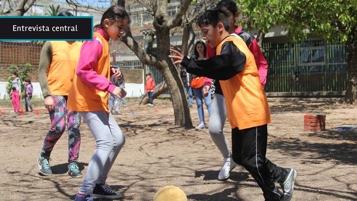 Fútbol, valores y hasta cuidado del medioambiente: El trabajo de la Fundación Celeste