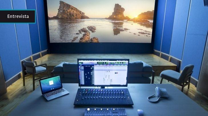 La Mayor y su estudio Dolby: Posproducción de audio de primer nivel (y un asado para cerrar el trato)