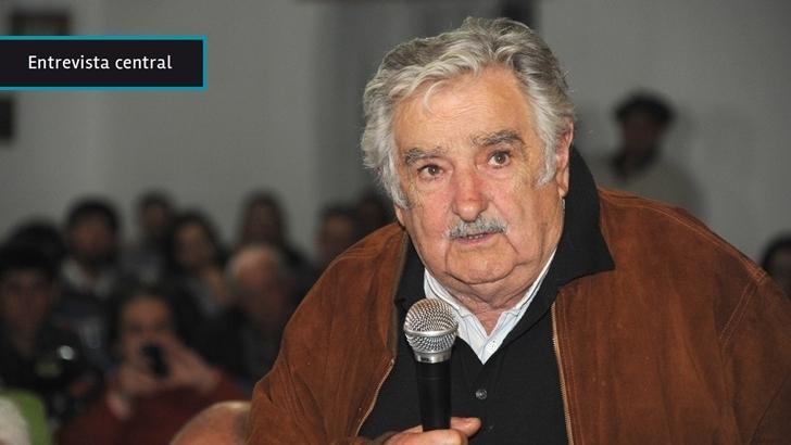 """Dos definiciones de Mujica: 1) el MPP no quiere a Astori; 2) """"es bueno que en la interna existan dos, tres candidatos, porque aumenta el caudal de movilización y representa más al FA"""""""