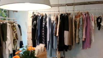Nuevo local de Recicla: Moda sustentable, plantas y objetos