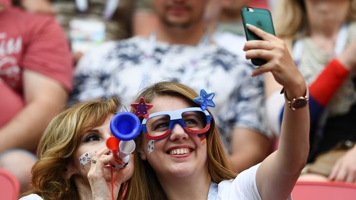 El Mundial se juega en las redes sociales