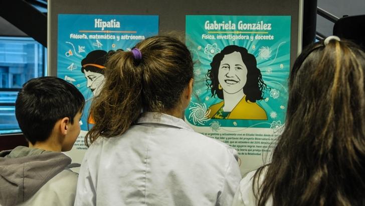 Primer concurso nacional <em>Genias de las ciencias</em>