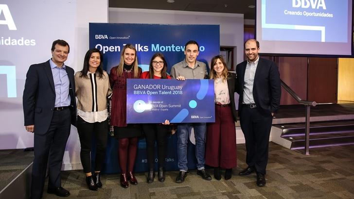 MiFinanzas, premio BBVA Open Talent a la mejor startup uruguaya