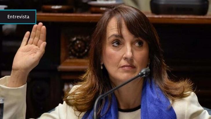 Senadora Carmen Asiaín (PN) critica imprecisiones de Ley Trans  y sostiene que 85% de los menores se realinea con su sexo biológico en la adolescencia