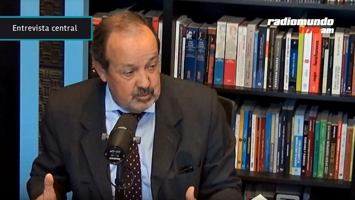 """Según Daniel Espinosa, secretario Antilavado, en los últimos años se han tomado """"medidas fuertes de control"""" para evitar el lavado de activos en Uruguay; no así el ingreso de dinero"""