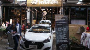 Hyundai HB20 con nueva cara en Degusto Couture