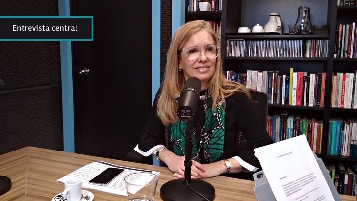 """Marta Jara defiende la nueva gestión en Ancap, la """"transparencia"""" de las medidas y """"la credibilidad"""" ganada para obtener """"de vuelta una empresa sana"""""""
