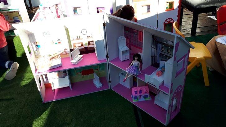 Casas de muñecas personalizadas