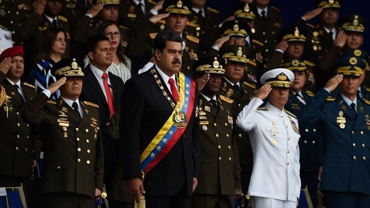 """Ministro de Defensa de Venezuela tildó de """"oprobioso intento de magnicidio"""" el presunto atentado contra Maduro"""