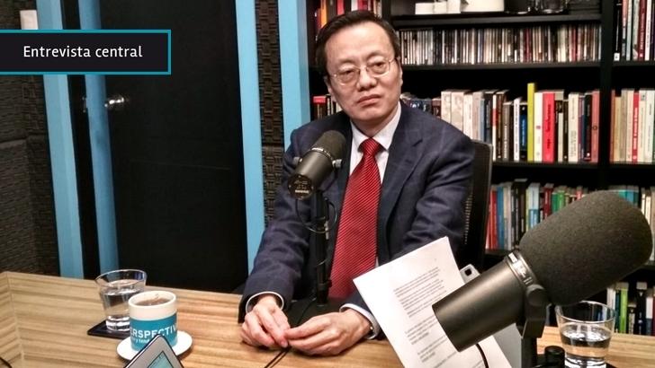"""Embajador de China: """"Esperamos que esta presidencia <em>pro tempore</em> de Uruguay en el Mercosur nos pueda apoyar"""" en un avance hacia TLCs con el bloque y el país"""