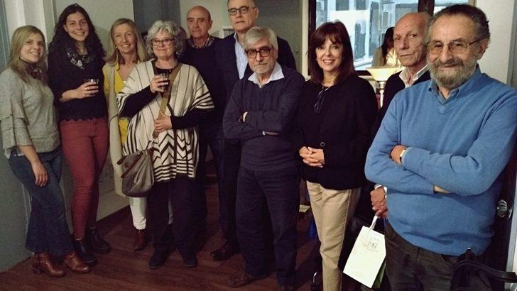 Entrega de premios a los ganadores de los «cuentos con traición»