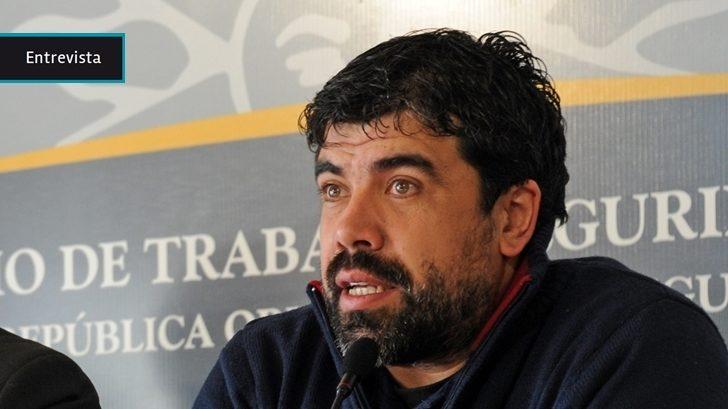 Óscar Andrade: «Almagro es un gran cínico» que «de algo de lo que no puede hablar es de valores»