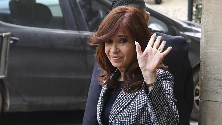 Solo se le levantarían los fueros parlamentarios a Cristina Fernández si apareciera «una prueba irrefutable» en su contra