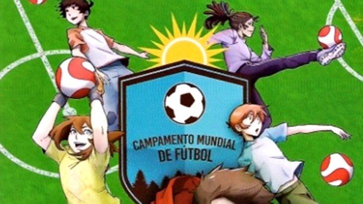 <em>Manual de fútbol para niños y niñas</em>, con la colaboración de Daniel Baldi