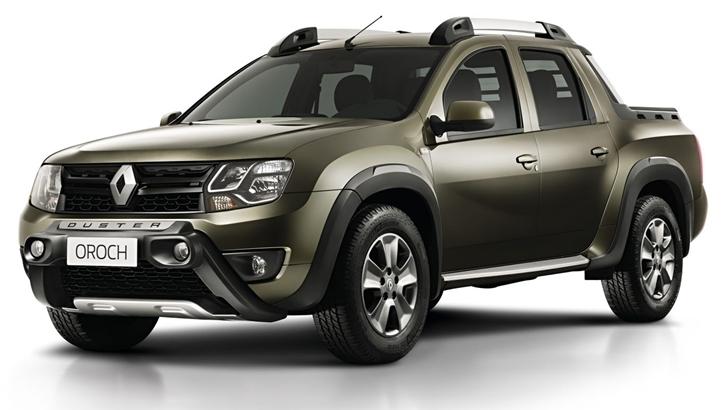 Comodidad y fortaleza se conjugan en el nuevo modelo Renault Oroch 4×4