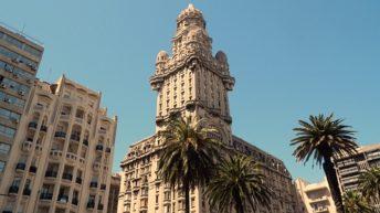 El Palacio Salvo cumple 90 años