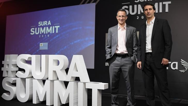 SURA Summit desembarcó en Uruguay y develó las claves de la felicidad
