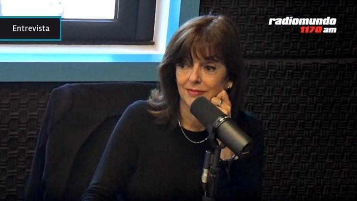 """Ana Ribeiro está """"de forma inconsulta"""" en la lista de posibles candidatos de la plataforma Uruguayos por el Cambio: """"Estoy entre sentirme halagada y furiosa"""""""
