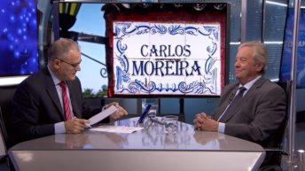 """Carlos Moreira sobre turismo en los próximos meses: """"Estos tiempos difíciles exigen más creatividad"""""""
