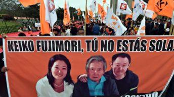 Perú: Arresto de Keiko Fujimori eleva la tensión con el presidente Martín Vizcarra
