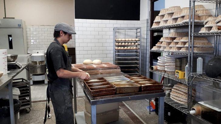 La Resistance Boulangerie: Pan casero y <em>pâtisserie</em> de gran calidad