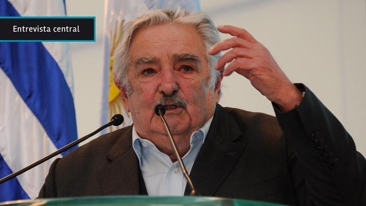 José Mujica descartó una vez más ser candidato y avisó que puede aparecer algún nombre nuevo en la interna frenteamplista
