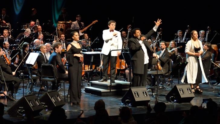 Crónica del espectáculo Rada Sinfónico por Eduardo Rivero