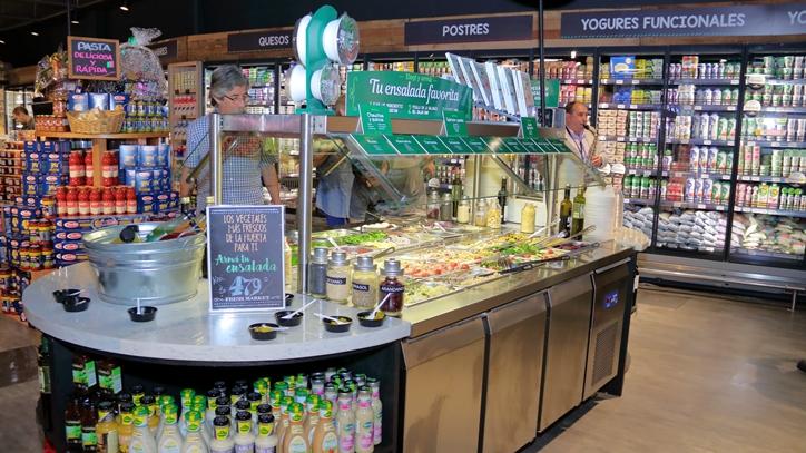 Se inauguró Fresh Market de Disco en Pocitos