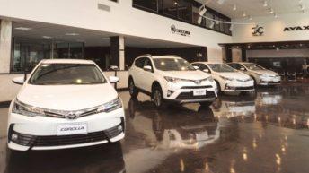 50 años de Toyota en Uruguay