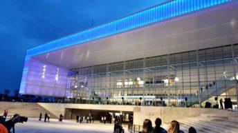 """""""Monumental"""": Así fue la inauguración del Antel Arena"""
