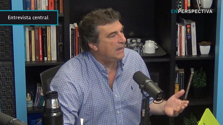 """Para Sergio Botana, Mejor País es la """"propuesta popular"""" del Partido Nacional: """"¿Por qué sólo tienen que sobrevivir los que integran los aparatos centrales del partido?"""""""