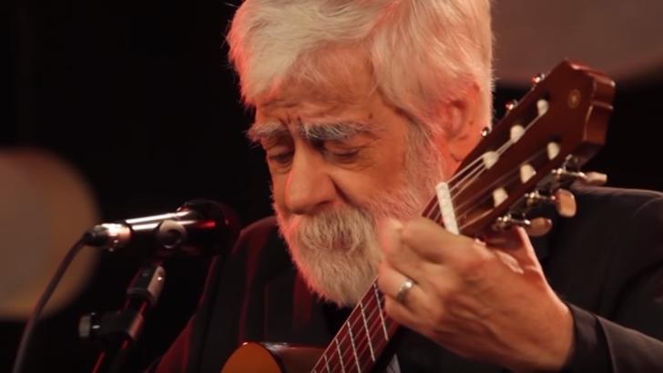 Eduardo Rivero recuerda al músico de folclore Eustaquio Sosa