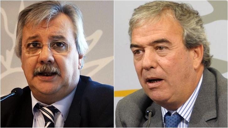Senadores Luis Alberto Heber y Enrique Pintado debaten decisión del Presidente Vázquez de no completar cargos vacantes en los directorios de las empresas públicas