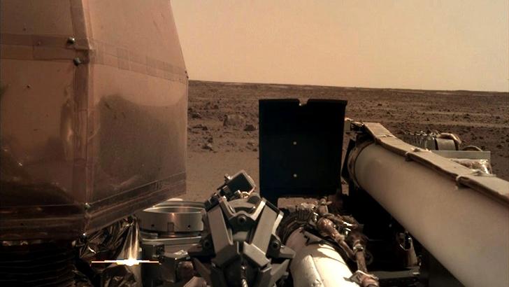 ¿Qué es la sonda InSight, que la NASA envió a Marte?
