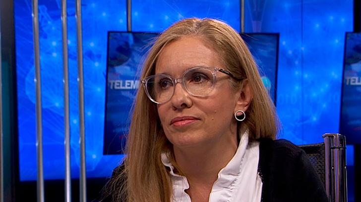 """Marta Jara: """"Estamos preparando primeras pruebas con hidrógeno como combustible en flotas de camiones»"""
