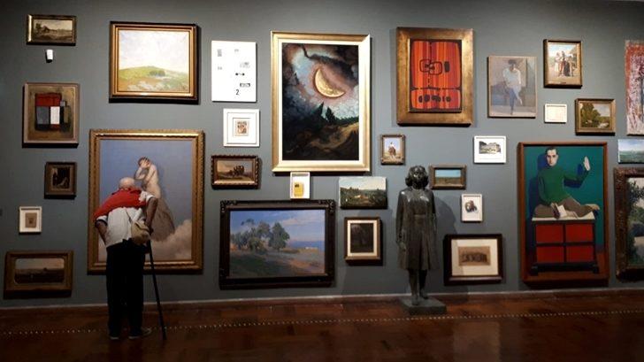 MNAV: <em>Aquí soñó Blanes Viale</em>, una moderna y original exposición de Pablo Uribe