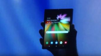 Pantallas plegables: El próximo avance de los smartphones