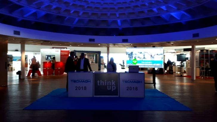 TECMAQH 2018: Una experiencia de primera mano con lo último de la industria 4.0