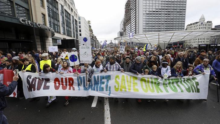 Citizens For Climate hará sonar la «alarma climática» este sábado en el Parque Rodó