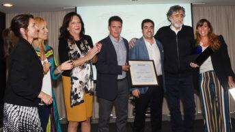 Homenaje de AUDAP a Claudio Invernizzi
