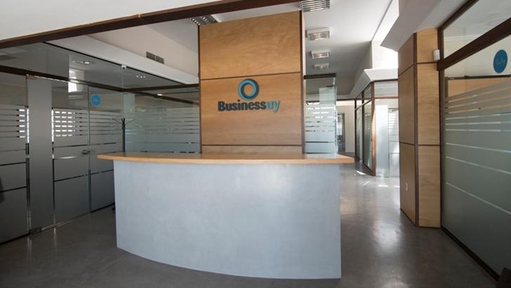 <em> Businessuy </em> presentó sus nuevas oficinas